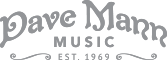 Dave Mann Music – UK and Europe High End Guitar Store